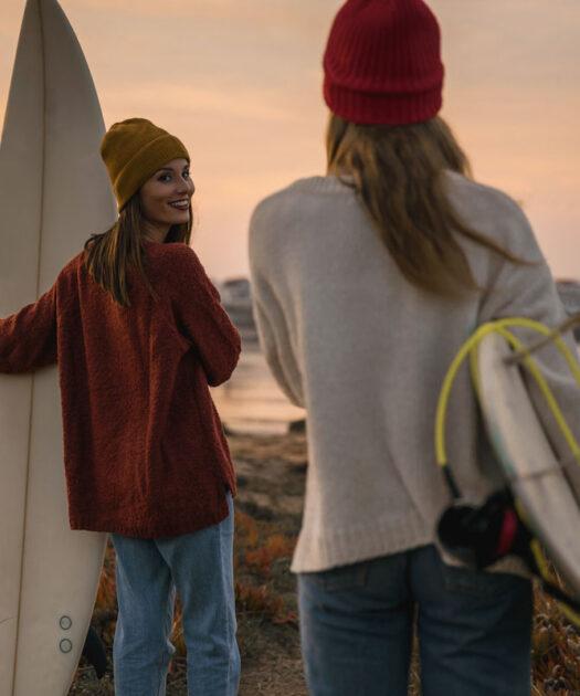 surf e vanlife